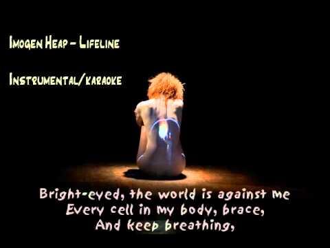 Imogen Heap - Lifeline instrumental/karaoke