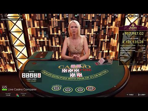 Casino holdem progressive jackpot
