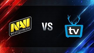 Natus Vincere vs WePlay - play-off Season I Gold Series WGL RU 2016/17