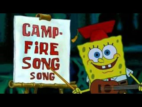 Spongebob - The Campfire Song Song (extended)