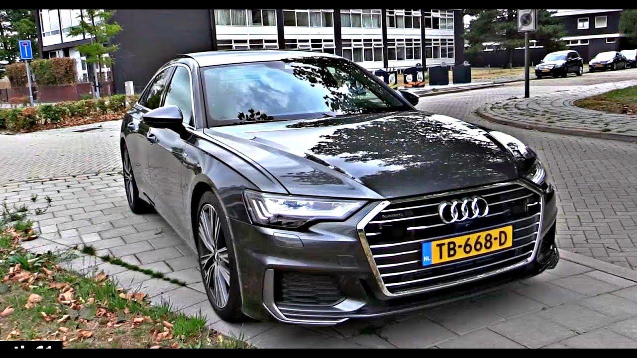 Audi A6 30 Tdi S Line 2019 Test Ve Inceleme Trde Ilk Kez