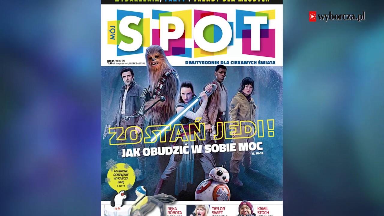 """""""Mój Spot"""" – nowy magazyn dla ciekawych świata"""