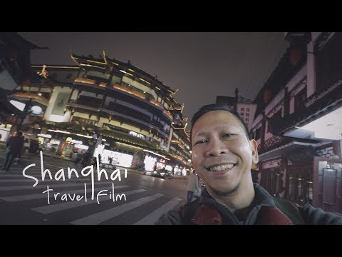 VLOG #024 : 200 YEARS OLD TEA HOUSE in SHANGHAI | CHINA |
