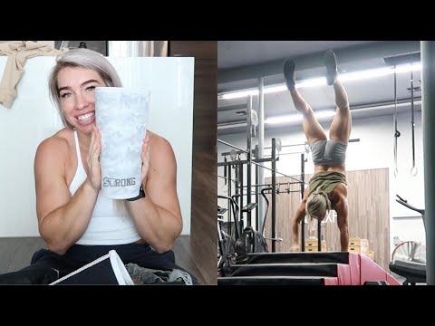 Gym Bag Essentials + My Favorite Training Shoes (Vlog #34)