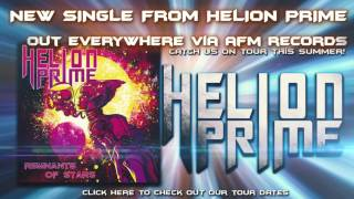 HELION PRIME - Remnants Of Stars (2017) / Official Audio / AFM Records