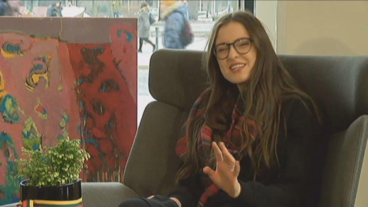 Ieva Zasimauskaitė atskleidė, kokiu vardu planuoja pasirodyti Eurovizijoje Portugalijoje
