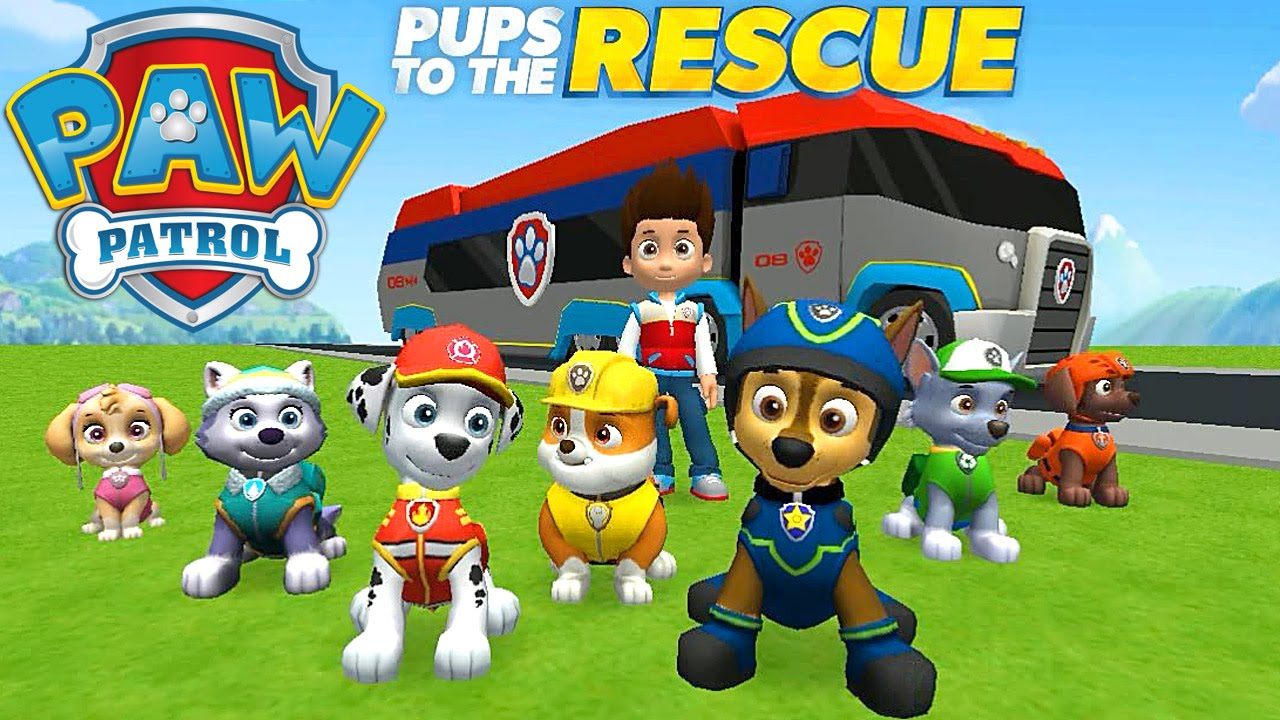 Home Paw Patrol Animal Rescue - induced.info