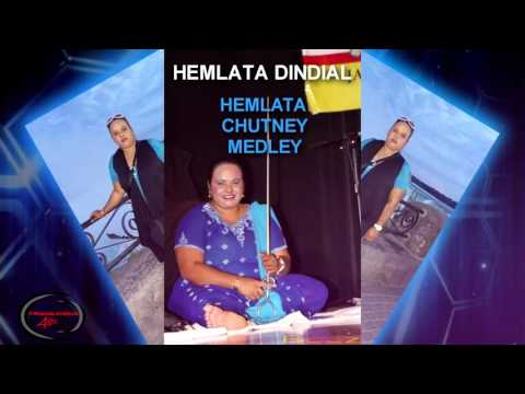 HEMLATA DINDIAL - HEMLATA CHUTNEY MEDLEY [2K16]
