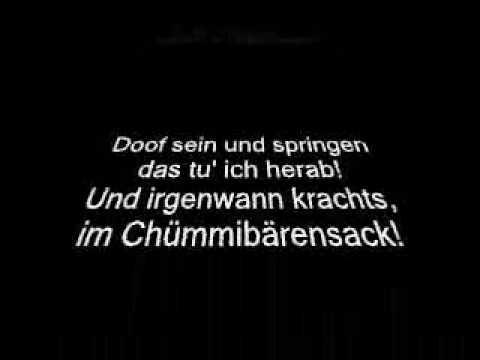 Gummibär (Holländisch) mit lustigen Text