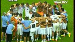 FINAL SUB 20 FRANCIA (4) 0 - 0 (1)URUGUAY  - Visión Deportiva 2013 Pueblo TV Canal 39