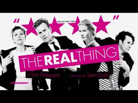 The Real Thing opens on Broadway | Roundabout Theatre Company (2014)