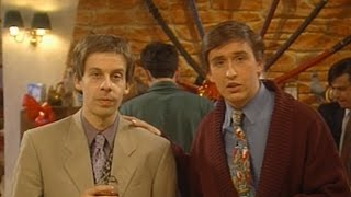 Cringe! Alan Partridge Interviews His Boss - Knowing Me Knowing Yule - BBC