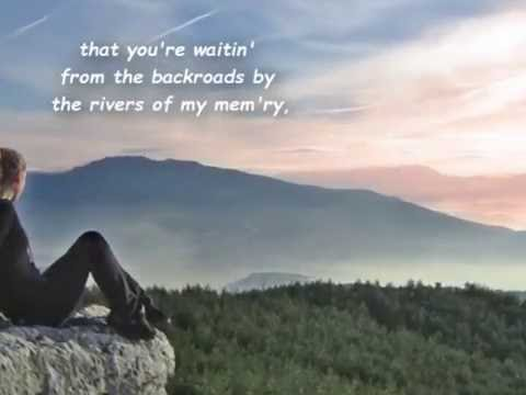 Gentle On My Mind -  Lyrics - Glen Campell