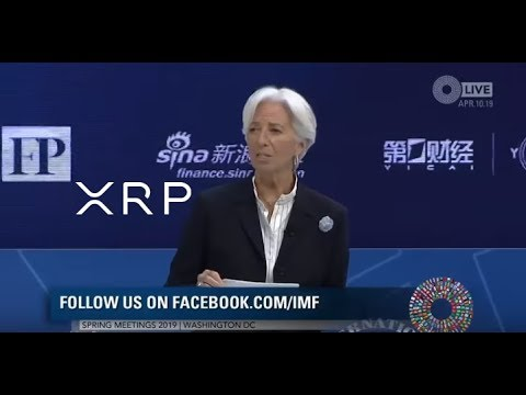 """XRP As A """"Supranational Currency"""" and Ripple Central Bank/IMF Connections"""