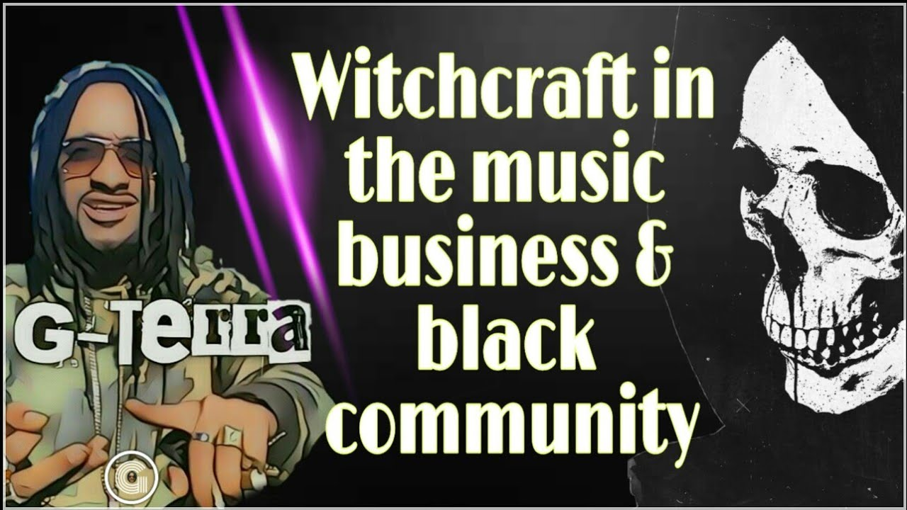 Witchcraft In The Music Industry & Black Community [CONVO] SARA SUTEN SETI