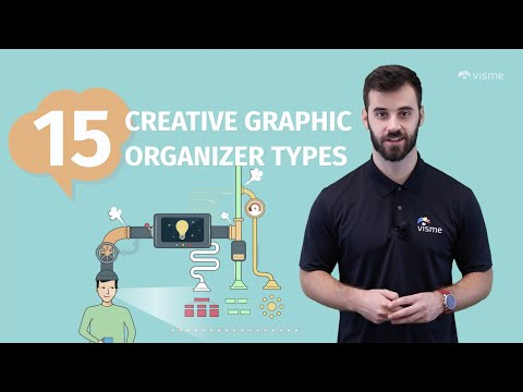 15 Creative Graphic Organizer Types to Visualize Your Content
