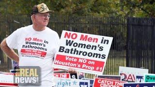 Houston Voters Reject Anti-Discrimination Ordinance