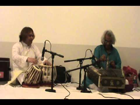 Hindole Majumdar in Concert with Pandit Tarun Bhattacharya Live in Milwaekee USA