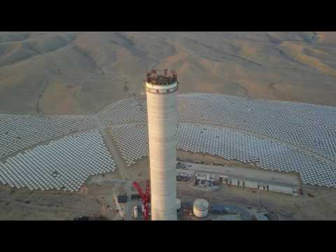 solar thermal plant - Israel