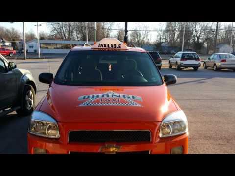 Springfield Orange Taxi Service