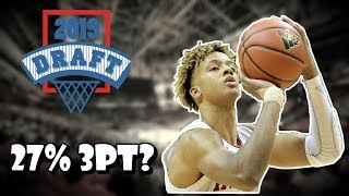Romeo Langford NBA Draft Breakdown   What's The Deal With His Jumpshot?
