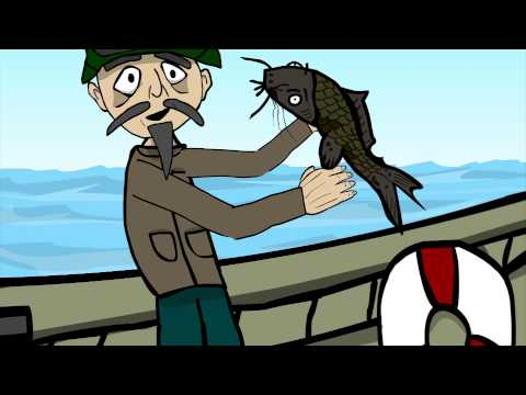 Cartoon The Fish