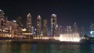 Dubai Fountain -  Bassbor Al Fourgakom