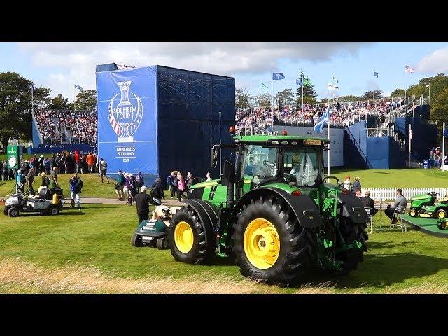 John Deere | Solheim Cup 2019