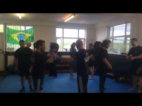 Knockout Slap - Ricky Manetta - MMA Krav Maga