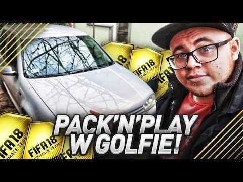 FIFA 18 | PACK'N'PLAY W MOIM GOLFIE?! BILLBOARDY x2!