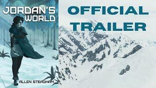 Jordan's World book trailer