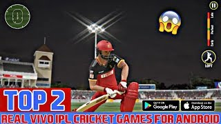 NEW REAL IPL CRICKET GAMES LAUNCHED FOR ANDROID || FULL REVIEW || BAAP OF ALL CRICKET GAMES