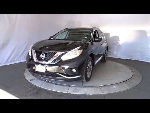 2017 Nissan Murano Costa Mesa, Huntington Beach, Irvine, San Clamente, Anaheim, CA RN1989