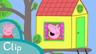 Peppa Pig Episodes - Daddy's big tummy (clip) - Cartoons for Children thumbnail