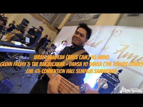 IBRANI PANDEAN - DANSA YO DANSA (BASS CAM) WITH GLENN FREDLY & THE BAKUUCAKAR (HQ AUDIO)