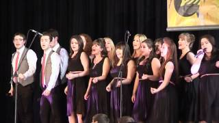 NLA Chamber Choir - Live performance of Higher and Higher