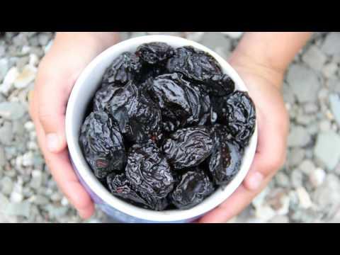 Сколько чернослива можно съедать в день?
