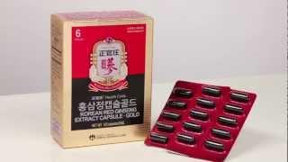 KGC Korean Red Ginseng Capsule