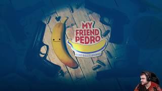 """""""Ta gra jest SUPER!"""" PREMIERA - My Friend Pedro / 20.06.2019 (#5)"""