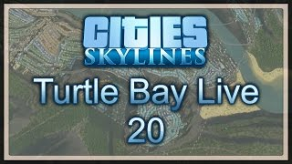 The Shell | Cities: Skylines Turtle Bay #20