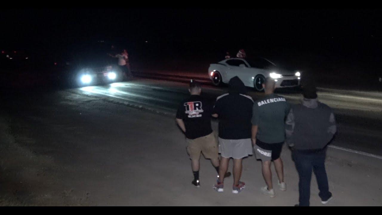 Boosted Jeep Vs Camaro $2,000