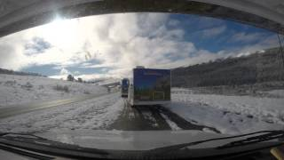 GoPro Time Lapse - St Mary to Great Falls - Montana