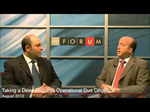 Hedge Fund Operational Due Diligence Corgentum Scharfman