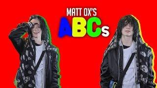 Matt Ox's ABCs
