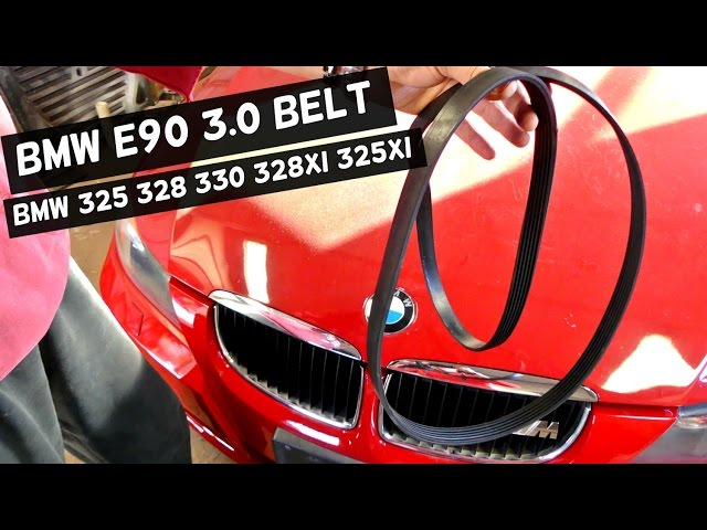 Bmw 325ci Engine Belt Diagram