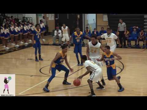 Detroit MLK High School VS South Lake High School 2017