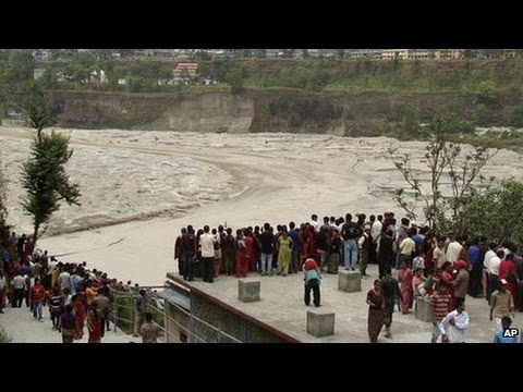 The Most Scary Flash Flood in Nepal | Flash Flood Caught on Tape 2016 ✔P4