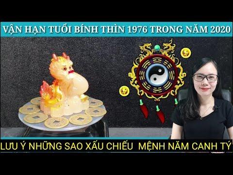 Vận Hạn Người Tuổi Bính Thìn 1976 Trong Năm 2020 | Cô Trang Tâm Linh