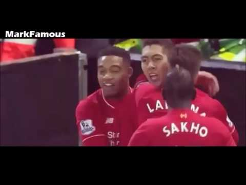 Arsenal vs Liverpool  Promo - Premier League Trailer 2016