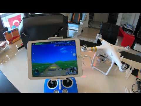 Фото DJI Phantom 3 Pro Uçuş Ayarlar DJI GO Simulator 2
